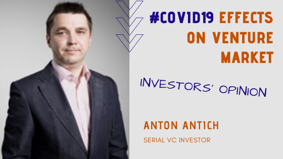 #covid19 and venture market: what is our future?