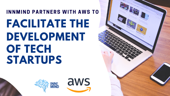 InnMind Partners with Amazon Web Services to facilitate the development of tech startups in Europe and Emerging regions