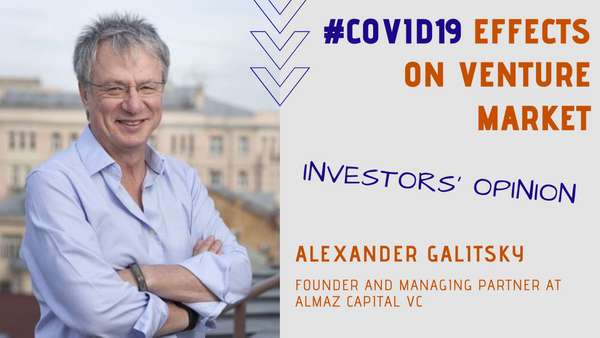 How covid19 affects venture market