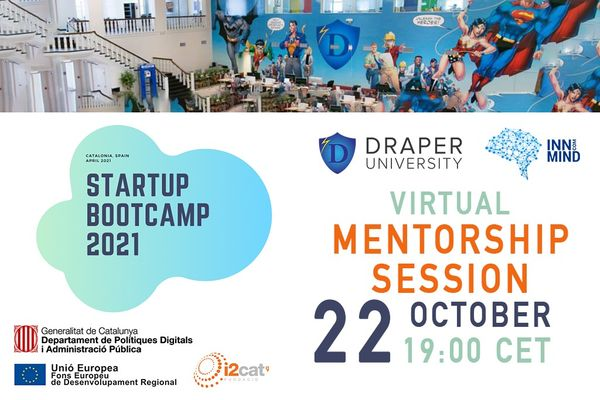 Draper University & InnMind Hold a Virtual Mentorship Session for Startup Bootcamp Residents