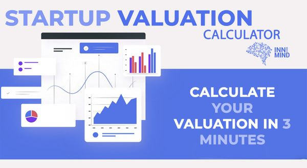 Startup Valuation Calculator by InnMind
