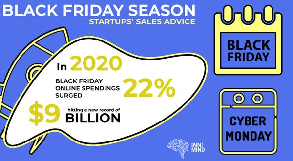 Startups' Sales Advice on Black Friday season