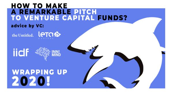 How to make a remarkable pitch to Venture Capital funds