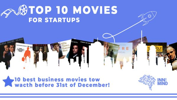 Top 10 movies for startups to watch in 2021